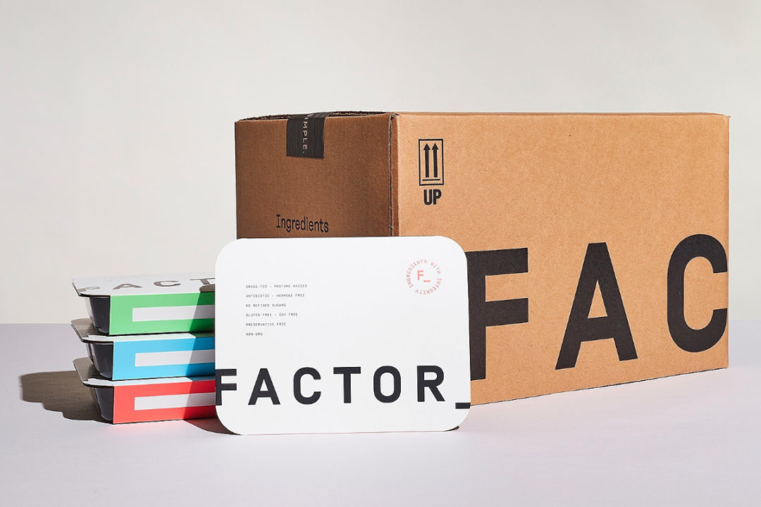 HelloFresh adds Chicago-based Factor75 to its portfolio.
