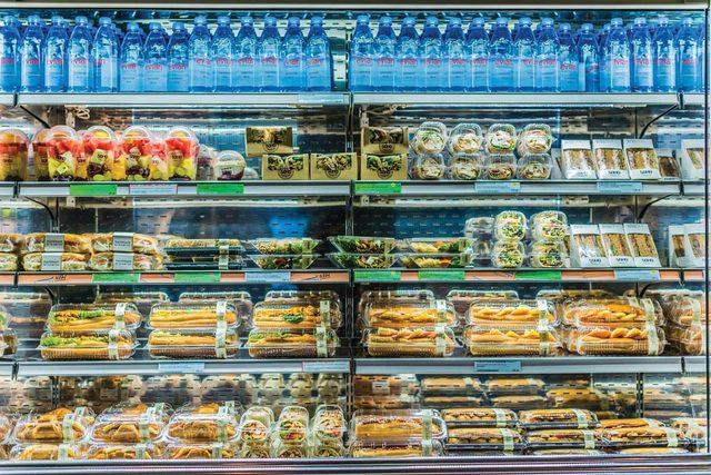Ingredients rte foods moisture adobe stock