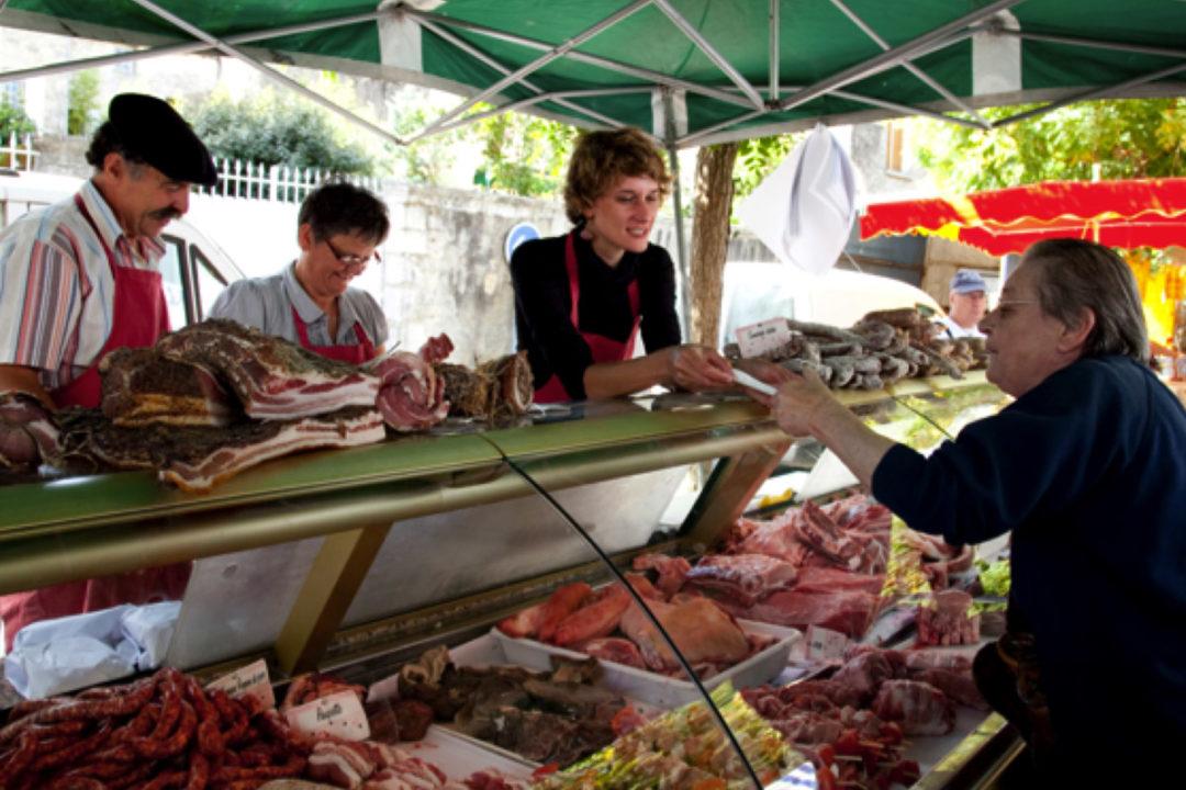 Market Eugenie