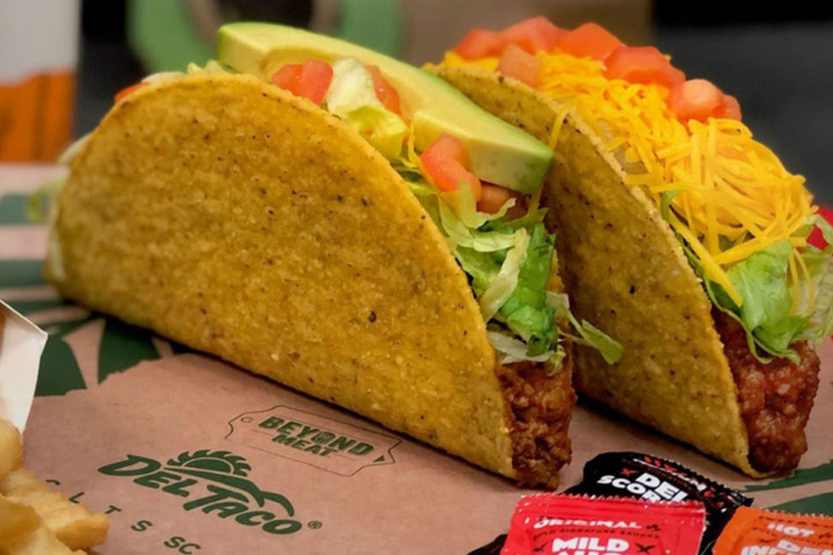 Del Taco adds Beyond Meat to the menu | 2018-12-13 | MEAT+POULTRY