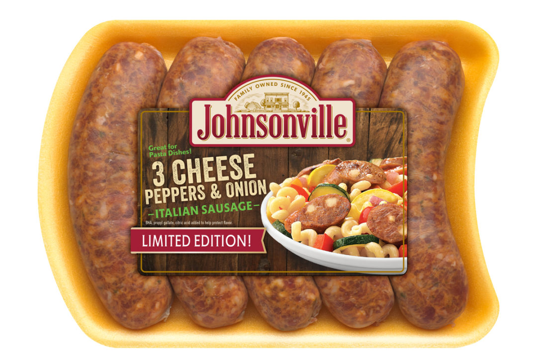4 Ingredients Johnsonville