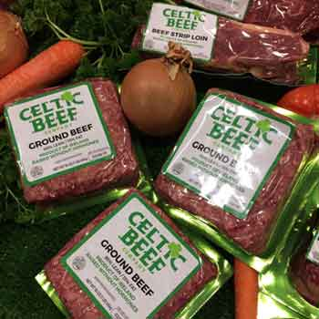 Kepak Meat Division in Clonee, County Meath, is the only Irish beef producer to have a retail brand (Celtic Beef) in the US.