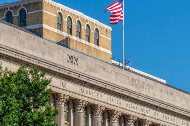 U.S. Dept. of Agriculture building