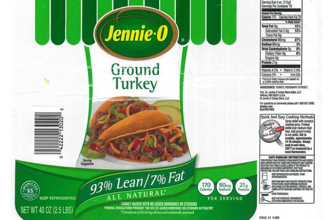 Jennie O small
