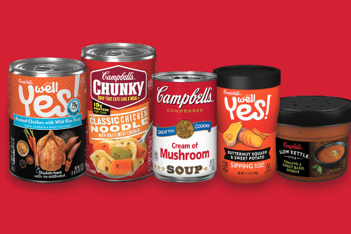 Campbell soup small