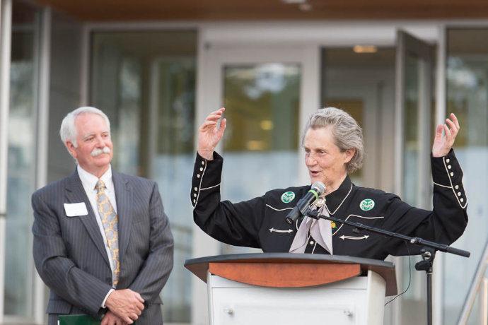Temple Grandin 70