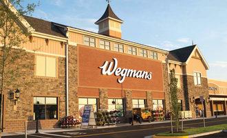 Wegmans store smaller