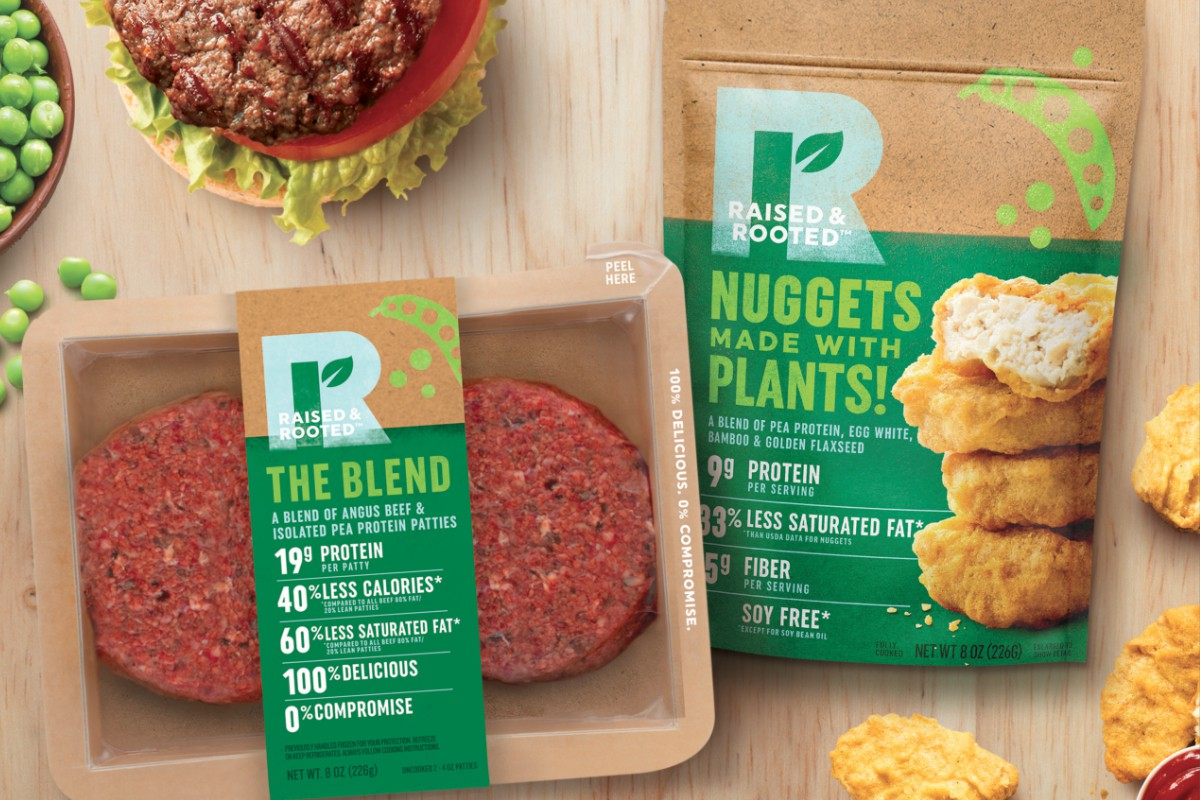 Plant Based Foods Go Mainstream 2019 12 27 Meat Poultry