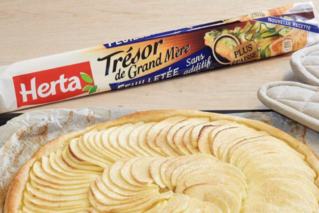 Herta dough