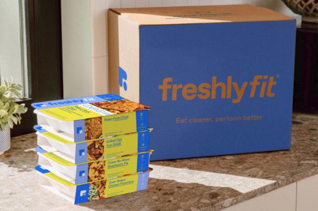 FreshlyFitBox