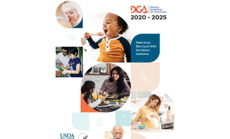 Dietary guidelines smallest