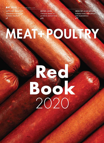 2020 MEAT+POULTRY Redbook