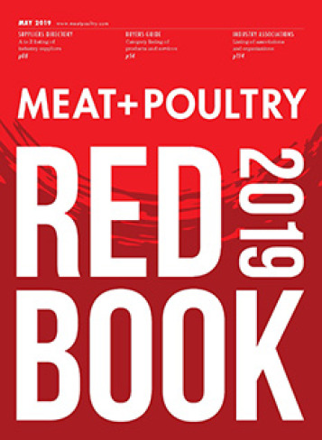2019 MEAT+POULTRY Redbook