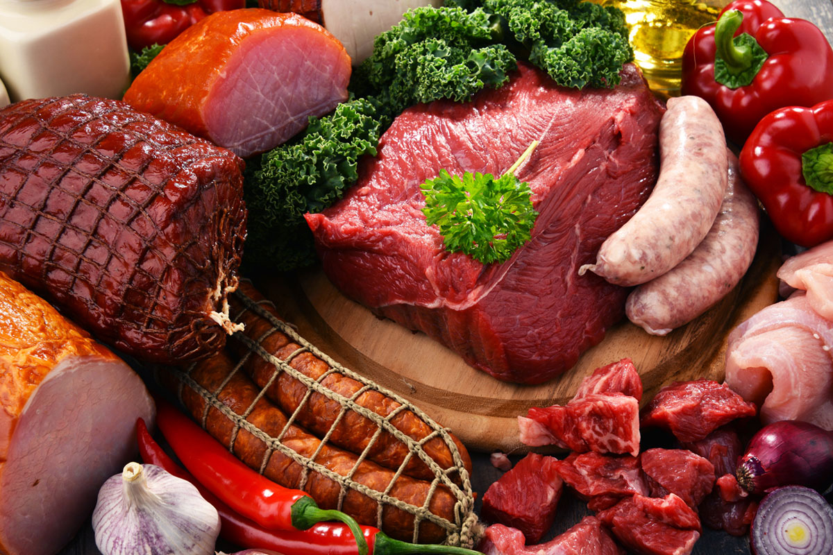 Food Products | MEAT+POULTRY
