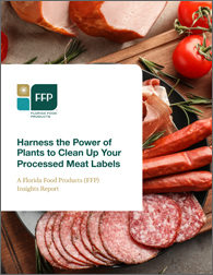 Delivering in-demand clean label processed meats