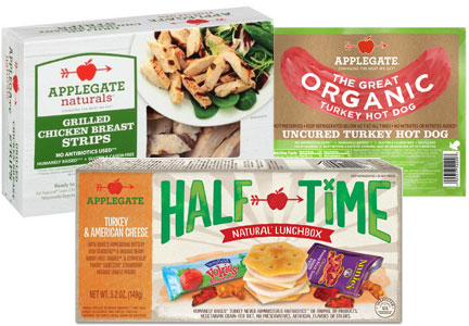 Applegate Farms products, Hormel