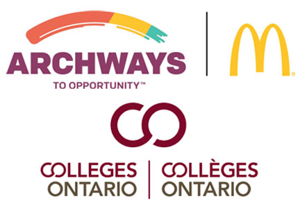 McDonald's Canada and Colleges Ontario partners in college credit program.