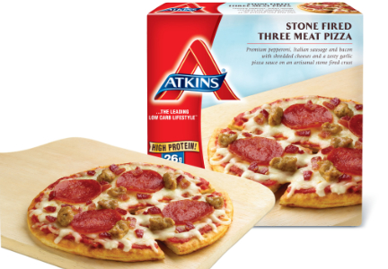 Weight watchers finds boost with oprah and apple meat for Atkins quick cuisine