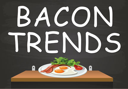 Bacon Trends infographic