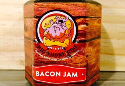 Big Smoke BBQ Bacon Jam