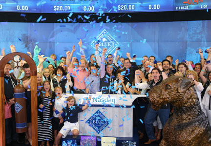 Blue Buffalo exceeded investor expectations by generating $677 million for its IPO.