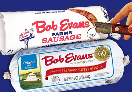 Bob Evans Farms Inc (BOBE) Surges on Mixed Results, Strong Guidance