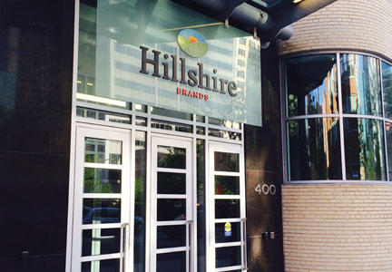 Hillshire Brands offices