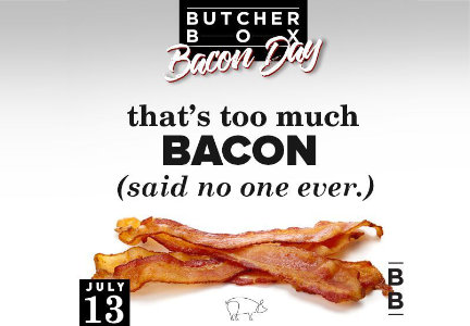 ButcherBox Bacon Day promo