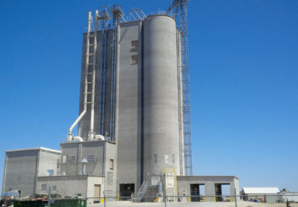 Cargill's Hedrick, Iowa feed mill