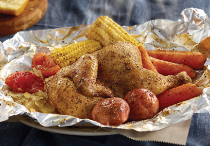 Cracker Barrel Campfire Chicken