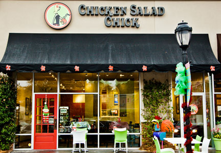 Chicken Salad Chick now has 51 locations in the Southeast.