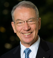 US Senator Chuck Grassley urges probe of Cargill Pork sale.