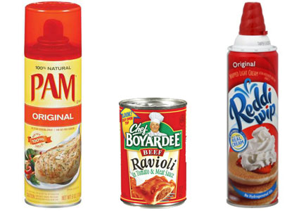 ConAgra to eliminate BPA from packaging