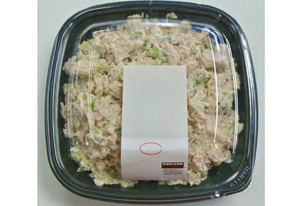 Costco chicken salad