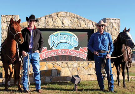 Cody Lane and Neil Dudley have successfully led Pederson's Natural Farms.