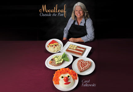 Meatloaf Outside the Pan book cover