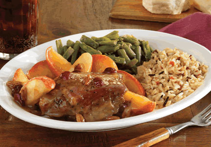 Cracker Barrel Apple Cider Braised Chicken Breast