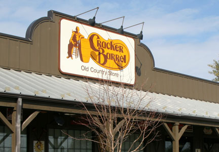 After a strong fiscal 2015, executives at Cracker Barrel have their eyes set on fiscal 2016.