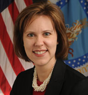 Ambassador Darci Vetter, chief agricultural negotiator, Office of the U.S. Trade Representative