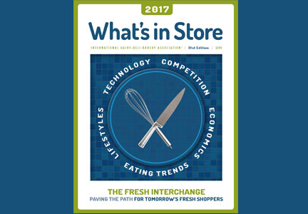 IDDBA What's In Store report cover