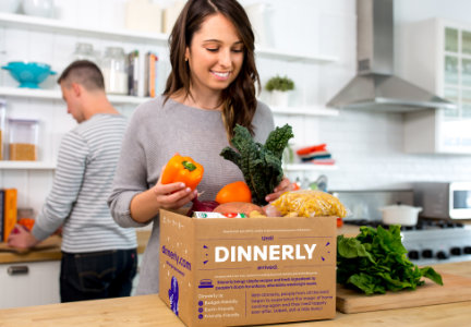 Dinnerly recently launched a line of meal kits for the cost-conscious consumer.