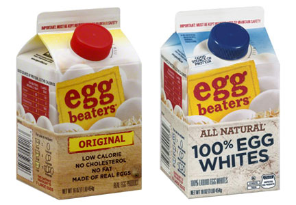 Egg Beaters Conagra cage free eggs