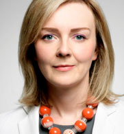 Elizabeth Truss, UK Environment Secretary