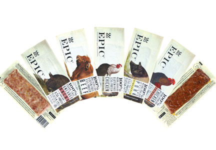 Epic bars bring together flavors not commonly found in other protein bars.