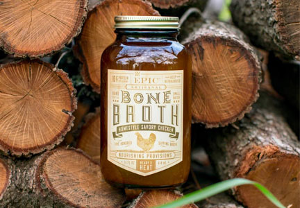 Epic Provisions bone broth