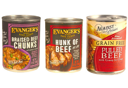 Evanger's brand pet foods