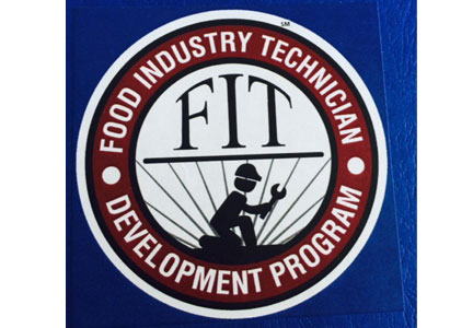 The FIT program aims to train the next generation of food industry technicians.