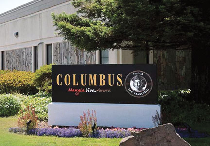 Columbus Foods' Hayward California facility