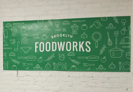 Foodworks Brooklyn logo