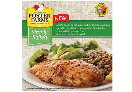 Foster Farms chicken product